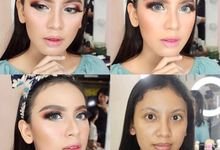 Party Make Up - Sister/ Bridesmaid by DEV MAKE UP ARTIST