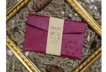 Souvenir Pouch Vintage Type V1 by Souvenir Indonesia