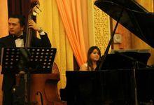 Balai Samudera - Peter & Chintia Wedding Reception by Jova Musique