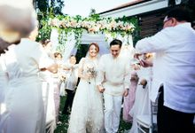 Julian & Michelle by Astagina Resort Villa & Spa Bali
