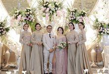 Modern Wedding by Sundawan Pagar Ayu