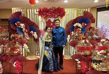 Engagement Of Dedy & Lia by METTA FEBRIYAN bridal & couture