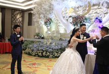 MC Wedding Discovery ancol hotel jakarta - Anthony Stevven by Anthony Stevven