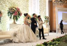 MC Wedding Luxus MGK Kemayoran jakarta - Anthony Stevven by Anthony Stevven