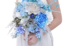 ENCHANTED WEDDING BOUQUET by LUX floral design
