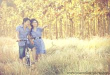 Romantic Prewedding of Fendy & Gabby by Marcelles Digital Photography & Video