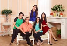 Gabriella's Family Picture by Lia Octaviani Makeup-artist