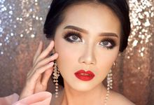 Bold Arabian Make Up Look by DEV MAKE UP ARTIST