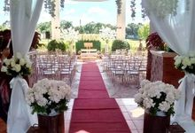 Civil Wedding with a twist by ALTUZ events