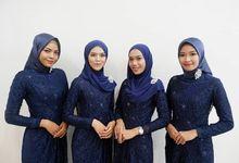 Kebaya Modern Hijab by Sundawan Pagar Ayu