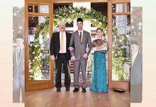 The Wedding Of Arlia & Riley by Tradisi Organizer