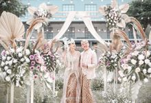 THE WEDDING OF SORAYA & ARIEF by Kejora Gift & Souvenir
