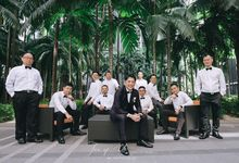 WEDDING DAY by TWO OF US SIGNATURE STUDIO