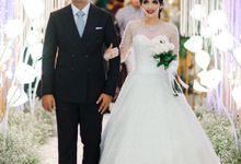 White light by Marini Wedding Service