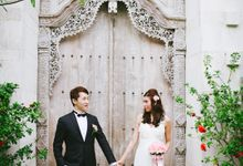 Lulu & Timo - Bali Wedding at Ayana Resort by RUDYLIN Photography