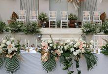 Custome Order Decor by Marini Wedding Service