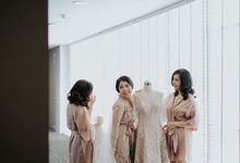 Budi Angelina Wedding by Sisca Zh