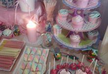 Variety Of Food For Table Dessert by Vedhita Wedding Organizer