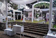kartika Pohan & Benni Pernando by Link Wedding Planner