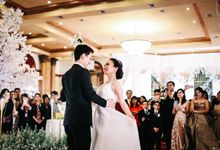 Cindy Dimas At Last by FOUR STEPS WEDDING DANCE