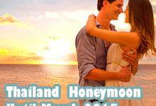 Thailand Honeymoon Until 31 March 2015 by Honeymoonkita.com