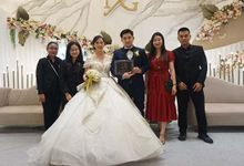 The Wedding Of Nathannael & Gita by ID Organizer