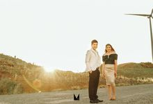Paul and Raychelle's Prewedding by Marked Lab