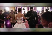 The Wedding of Veronica & Haryanto by STUDIO MSVN