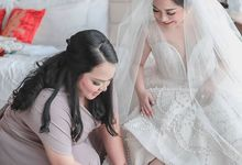 Dedy & Lia Wedding by METTA FEBRIYAN bridal & couture