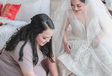 Dedy & Lia Wedding by METTA FEBRIYAN bridal & couture