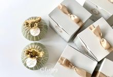 The Engagement & Wedding of Wilson & Natania by Silverjoy Gift