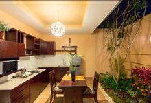 1 Bedroom Deluxe Villa by Flamingo Dewata Chapel and Villas