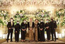 Jazz Entertainment Wedding at Sheraton Gandaria Jakarta - Double V Entertainment by Double V Entertainment