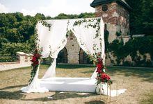 "VIP Wedding Day Coordination by French & Oriental Wedding Planner & Design ""Agency Mira Michael"""