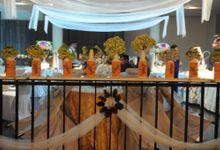 Konsep Semi Outdoor by Vedhita Wedding Organizer