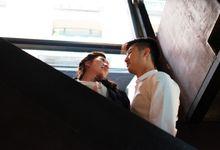 K & S Pre-wedding shoot by Boondog Photography