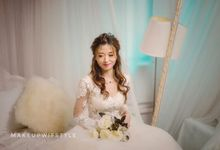 Bridal Gowns & Makeup & Hairstyling by Makeupwifstyle
