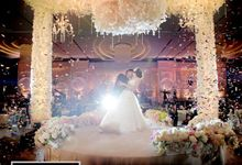 Ivan & Verosiska Wedding by Abstract+