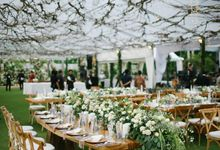 A WEDDING AT SEMARA BEACH HOUSE by AIRY
