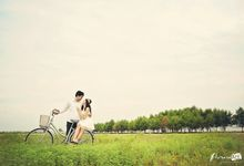 Edo+Vika by Permanaart Photography