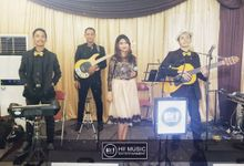 Wedding Reception Events (The Band) by Hi! Music Entertainment