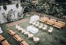 The Engagement Of Erik and Seni by Elior Design
