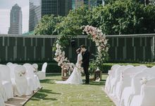 ROM WEDDING by TWO OF US SIGNATURE STUDIO