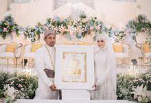 MEGA & MUSTOFA WEDDING by Seserahan Indonesia