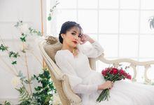 Adisti & Han Wedding by Le Clemmie by Amelia