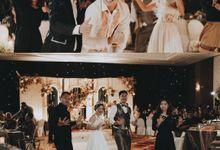 Flashmobs & First Dances by KINDO Wedding