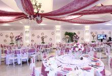 Restaurant by Flamingo Dewata Chapel and Villas