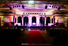 Dheeraj and Shareen by Eventures