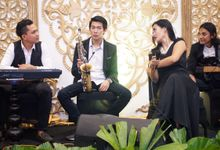 (Wedding) Mini Chamber Session - Muthia Tarigan & Krisna Jaka by The Blitz Entertainment