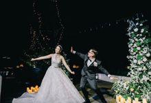 Edo & Caroline's Wedding by PRINCESS ORGANIZER